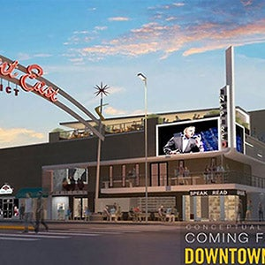 Downtown Las Vegas Reimagined as a Startup (Photos)