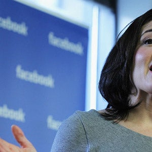 Facebook's Sheryl Sandberg: Eliminate Bias That Women 'Aren't Meant to Lead'