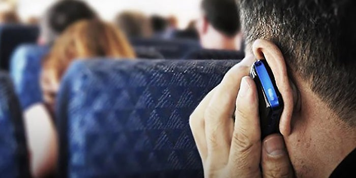 Transportation Department Wants to Ban In-Flight Calls