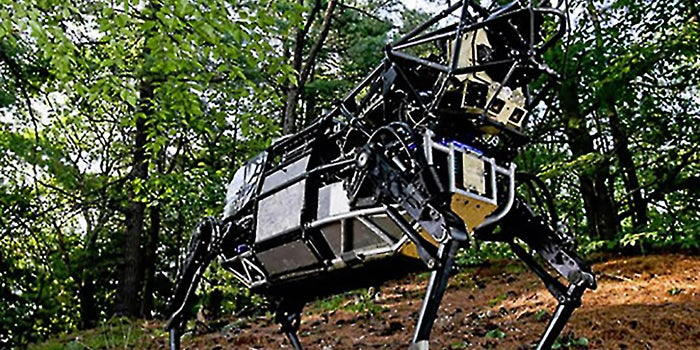 Alphabet Reportedly Puts Robot-Maker Boston Dynamics Up for Sale