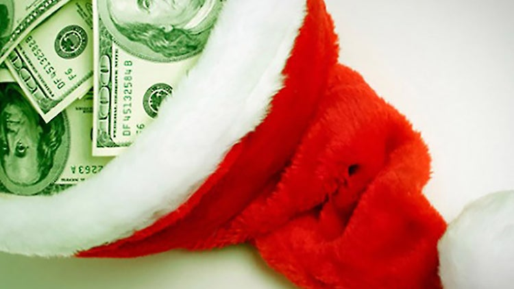 How Much Would Santa's Salary Be?