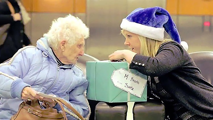 How WestJet Won Christmas With the Best Publicity Stunt Ever