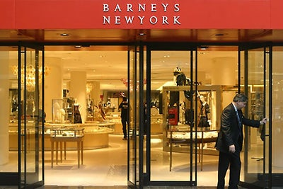 Back to the Future: Barneys to Open New Store in Building Where it Was...