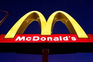McDonald's U.S. Sales Rise for First Time in Two Years