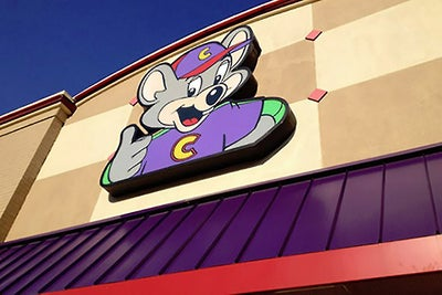 Report: Chuck E. Cheese's Is on the Block