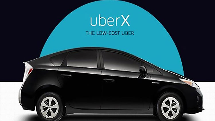 Uber Deepens Discounts on Its UberX Service
