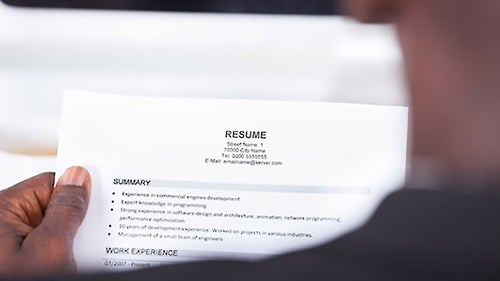 7 skills to leave off your resume