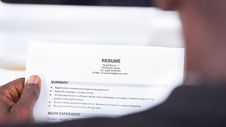 questions every resume should answer