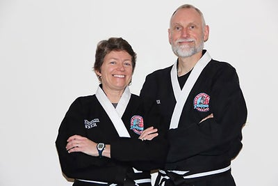 Franchise Players: How a Martial Arts Franchise Energized This Couple'...