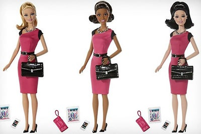 Introducing Entrepreneur Barbie
