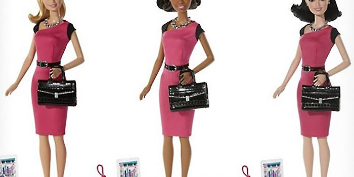POLL: Would You Buy Entrepreneur Barbie, or Is She Hardly a Good Example?