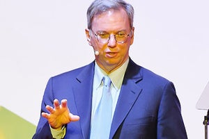 Google's Eric Schmidt to Give $1 Million to Help Tech Savvy Organizations Solve Problems