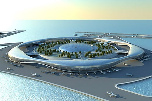 Is This the Airport of the Future?