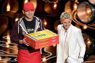 Local Pizza Chain Gets Huge Shoutout at Oscars