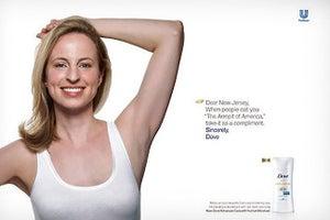 Dove Pulls NJ 'Armpit' Billboard in Wake of Criticism