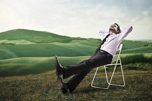 How to Relax in Tense Startup Moments