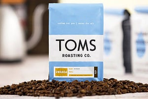 TOMS Brings One-For-One Business Model to the Coffee Industry