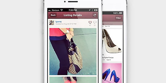 This Mobile Fashion Marketplace Just Struck a Nifty Deal With the USPS