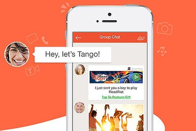 Alibaba Wages $215 Million to Dance With Messaging App Tango