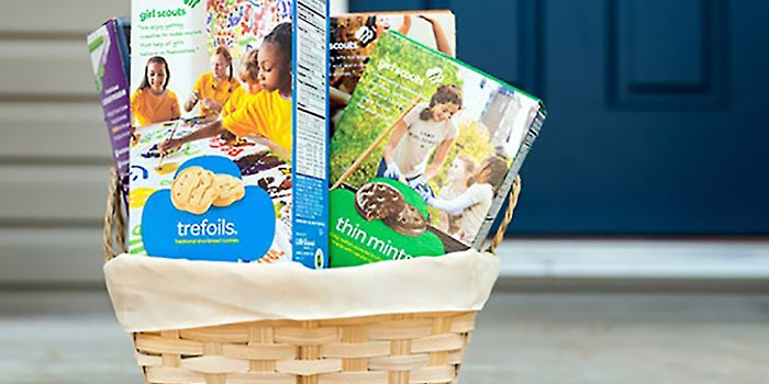 Talk About Ambition: One Girl Scout Sold 18,000 Boxes of Cookies