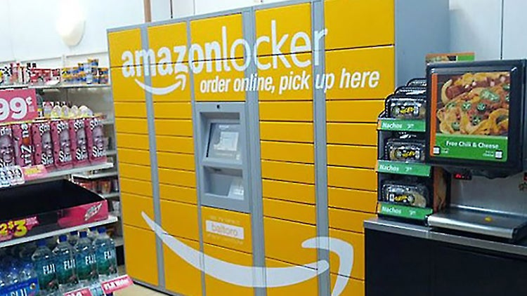 Amazon Is Now Accepting Returns Through its Lockers