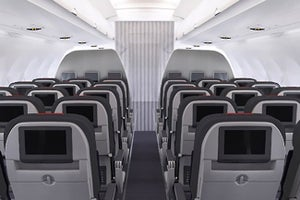 American Airlines Shows Off Swanky New Cabins