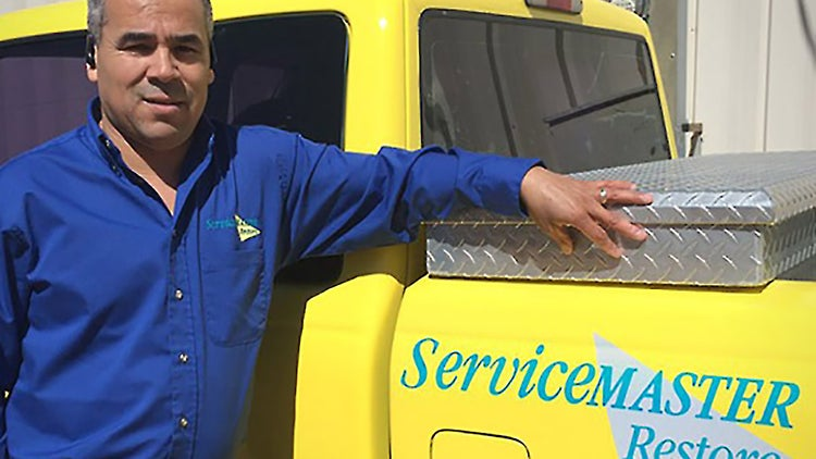 Franchise Players: This Franchisee Will Do Whatever it Takes to Provide for His Family