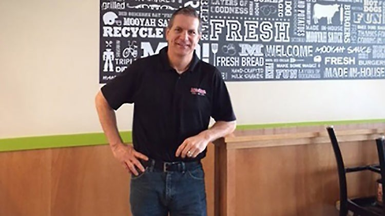 Franchise Players: A Veteran Couple Finds a New Team in Franchising