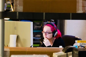 Limor Fried: Pink Hair, Managing Growth and Keeping It Real