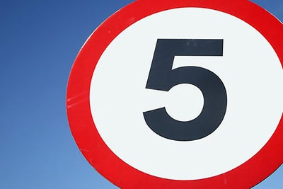The Rule of 5 for Bloggers