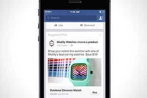 Facebook's 'Buy' Button Will Change How Brands Sell Online