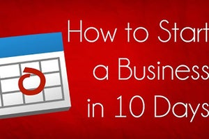 How to Build a Business in Just 10 Days