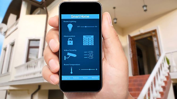 Here's How You can Control your Home From Your Phone