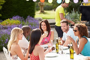 4 Ways to Build Your Business Being Nice to Strangers at Parties
