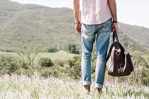NFL Star Founds Fashion Brand for a Cause With Former TOMS Exec