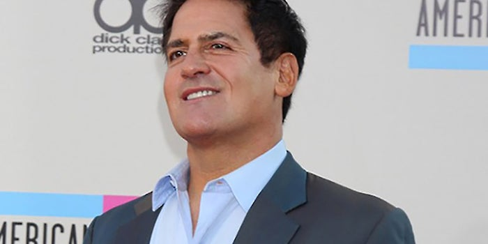 Mark Cuban: 'You Only Have to Be Right Once'