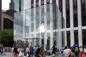 The Wait for Apple's iPhone 6 Smashes Record in Manhattan