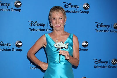 Watch Our Live Stream of Barbara Corcoran at Entrepreneur's Exclusive...