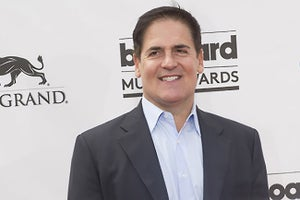 Billionaire Entrepreneur Mark Cuban: 'Failure is Part of the Success Equation'