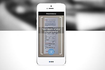 This App Wants to Help Get Rid of Your Parking Tickets