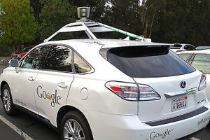 Self-Driving Cars: The Next Terrorism Threat?