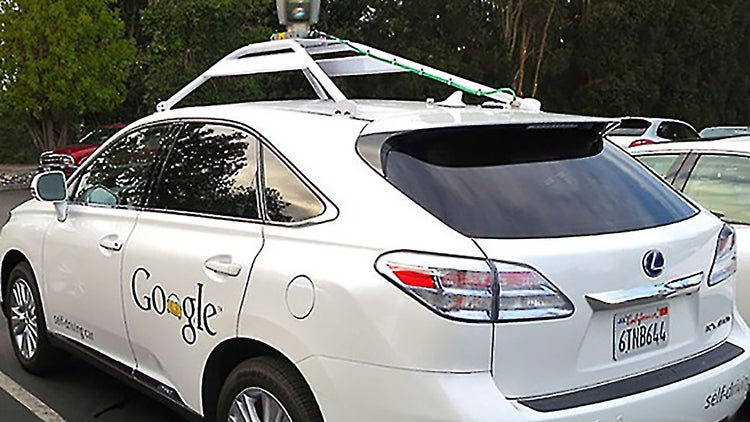 Report: Google, Delphi Self-Driving Cars Careening Into Trouble in California