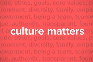 Can You Really Measure and Shape Culture? (Infographic)