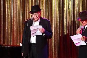 Warren Buffett Sings Sinatra to an Audience of 400 Powerful Women