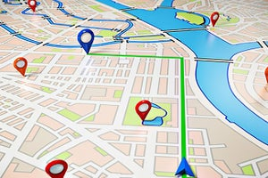 The Beauty of the GPS Tracker