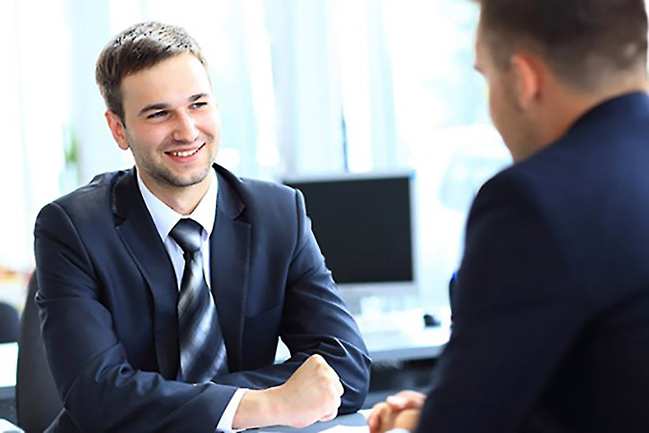 interview with businessman Common interview questions and how to answer them if you need to prepare for an interview, check out our experts' advice on how to reply to 10 of the most frequent questions • how to prepare.