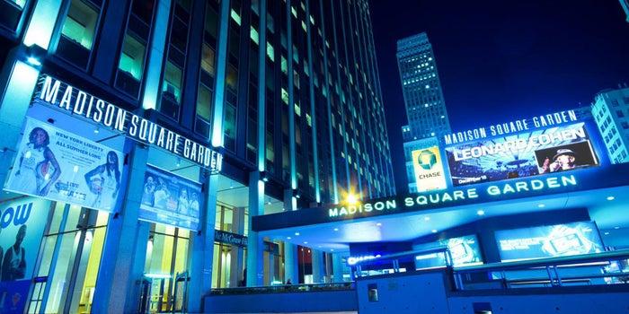 Madison Square Garden to Explore Splitting Into Two Companies