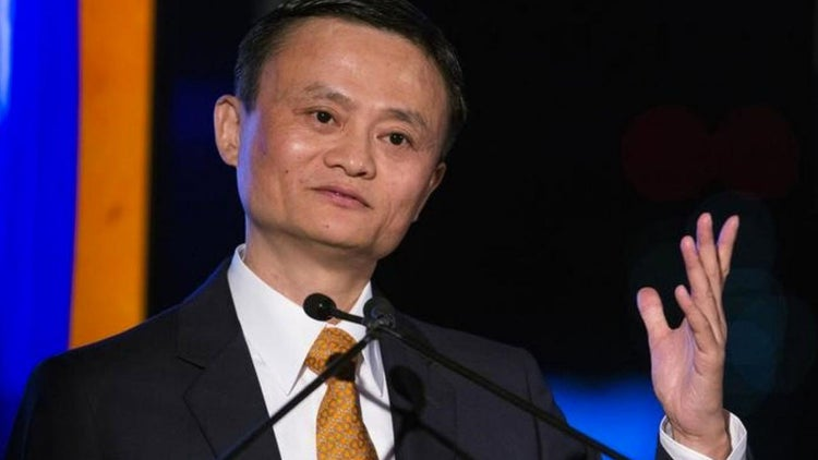 Alibaba's Jack Ma Says He's Open to Working With Apple on Payments