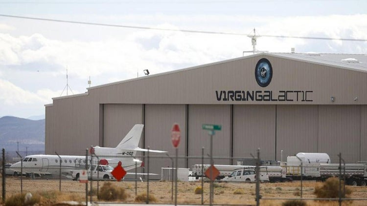 This Could Be Why the Virgin Galactic Spaceship Crashed