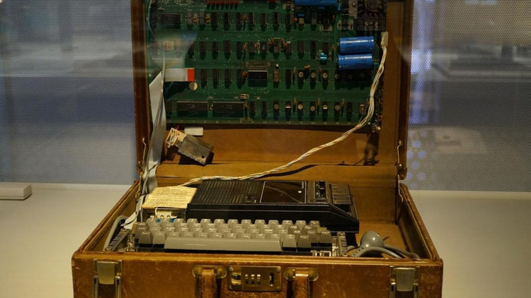 Original Apple Computer Could Fetch $600,000 at Upcoming Auction